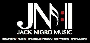 Jack Nigro Music
